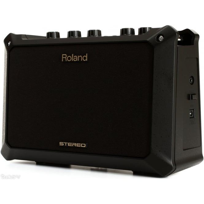 roland mobile ac acoustic chorus guitar amplifier. Black Bedroom Furniture Sets. Home Design Ideas