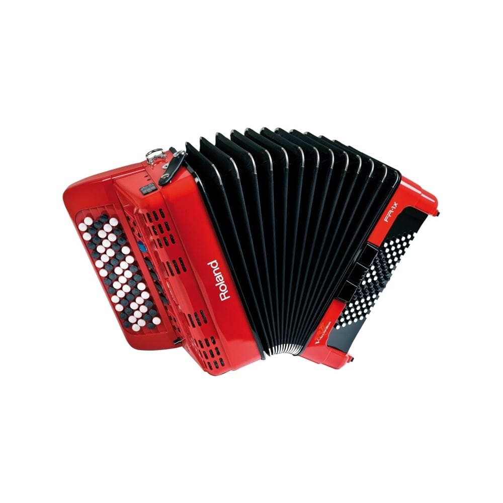 roland fr1xbrd accordion red from rimmers music. Black Bedroom Furniture Sets. Home Design Ideas