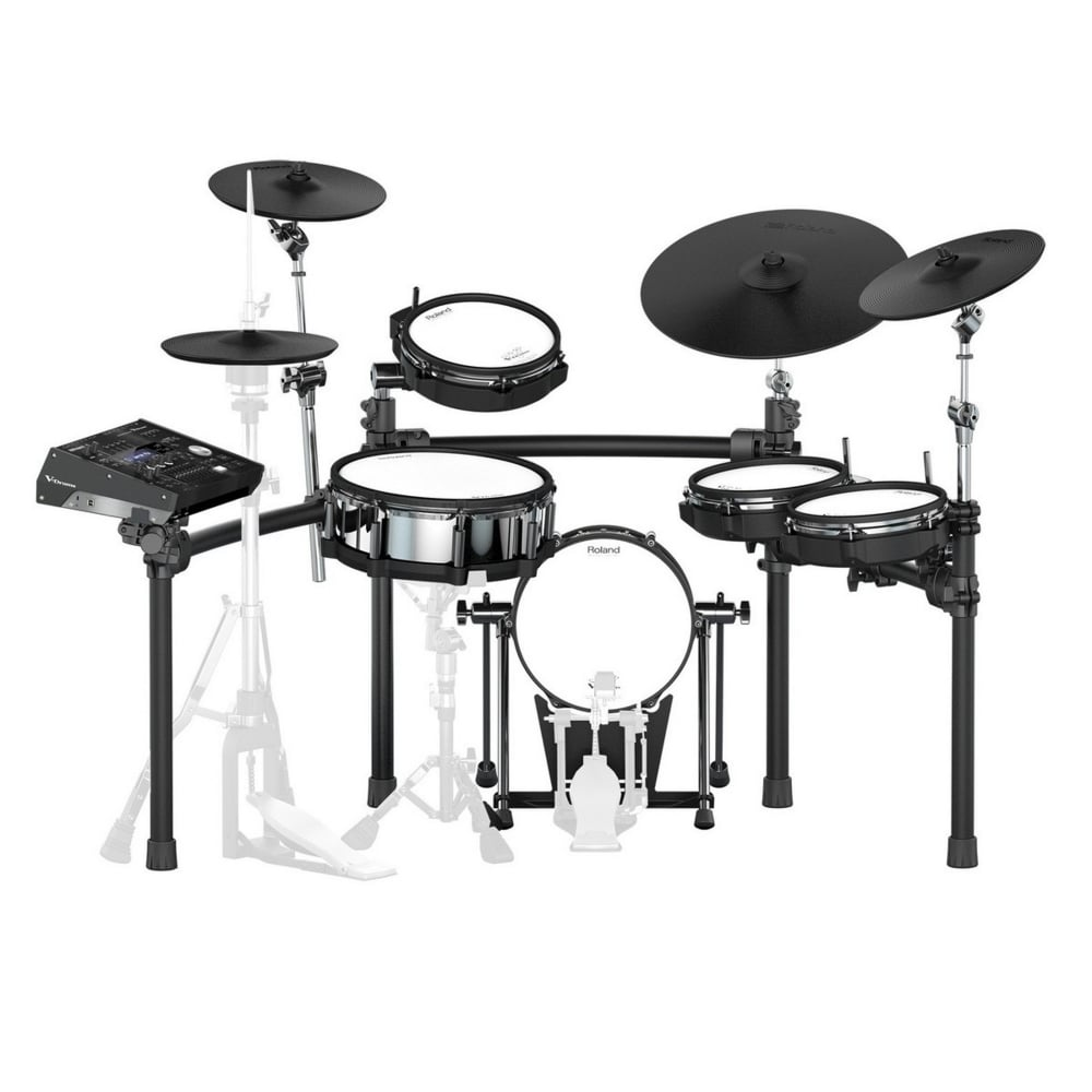 Roland TD-50K V-Drums Pro Electronic Drum Kit | Bundle from Rimmers Mu