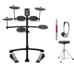 Roland TD1K V-Drums Electronic Drum Kit | Bundle