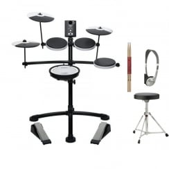 Roland TD1KV V-Drums Electronic Drum Kit | Bundle