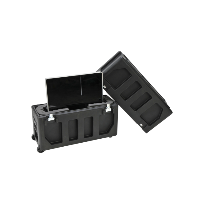 Roto-molded LCD Case fits 20