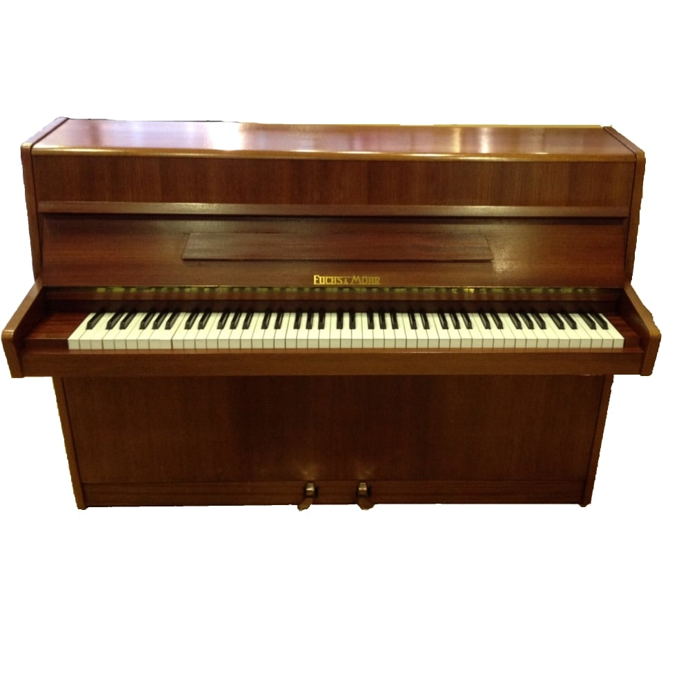 secondhand fuchs mohr acoustic upright piano from rimmers music. Black Bedroom Furniture Sets. Home Design Ideas
