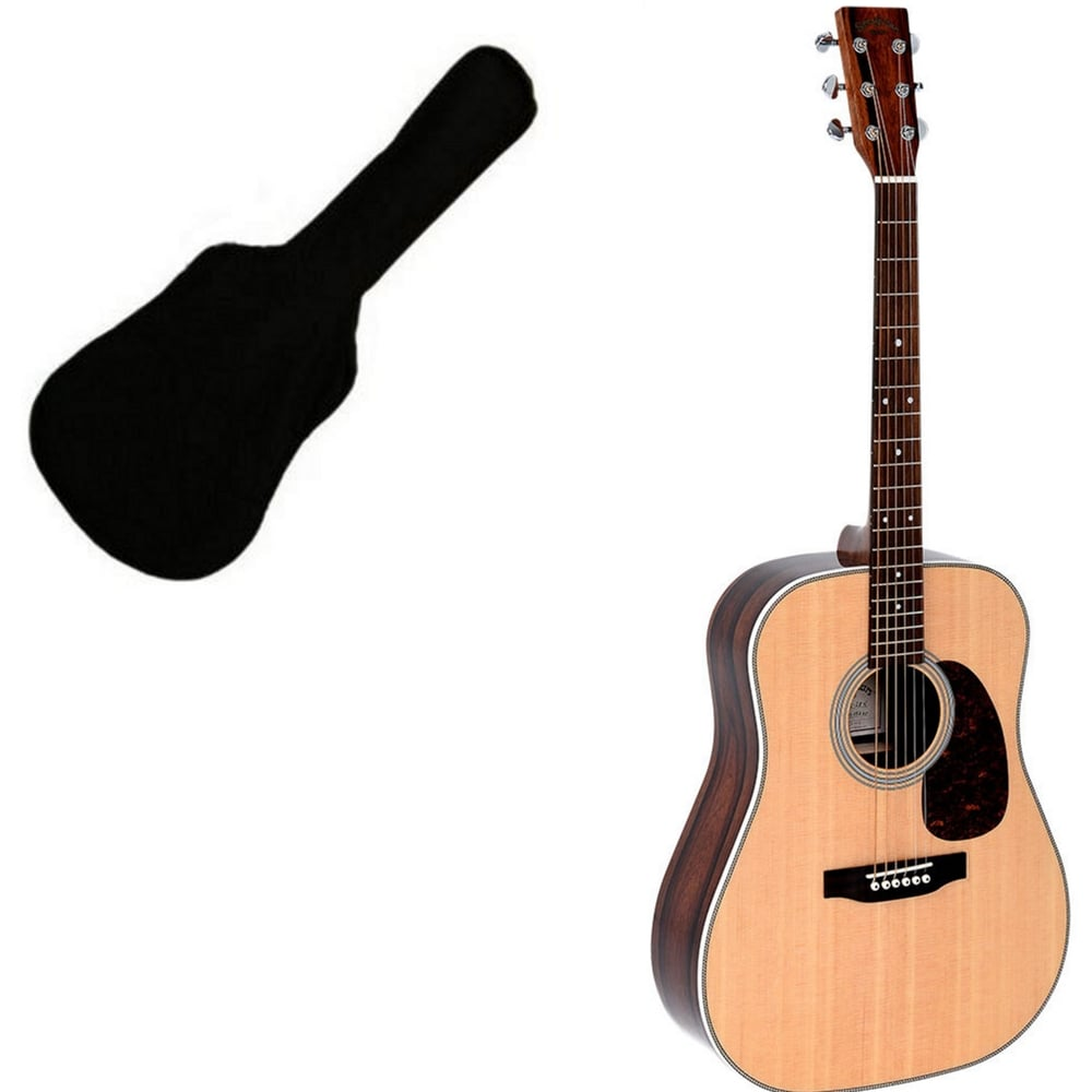 Sigma DMR-28H Dreadnought Acoustic Guitar from Rimmers Music