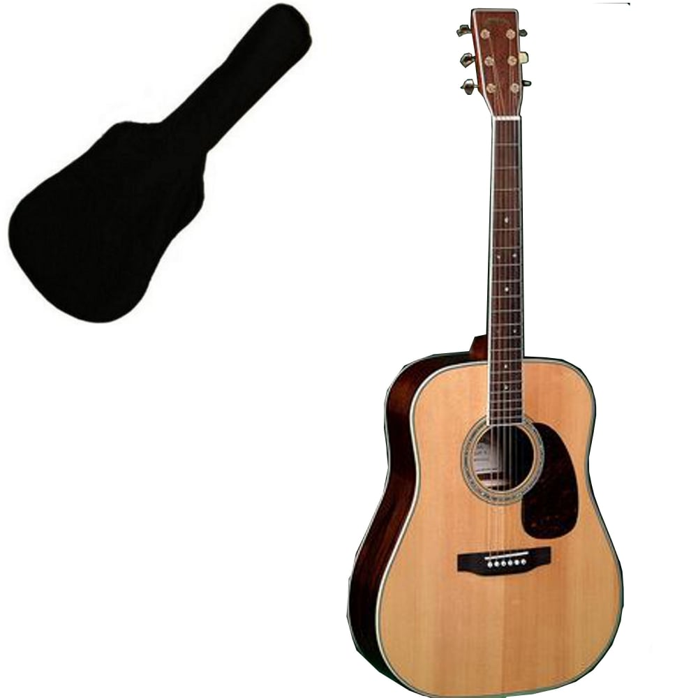 Sigma Dmr 4 Dreadnought Acoustic Guitar From Rimmers Music