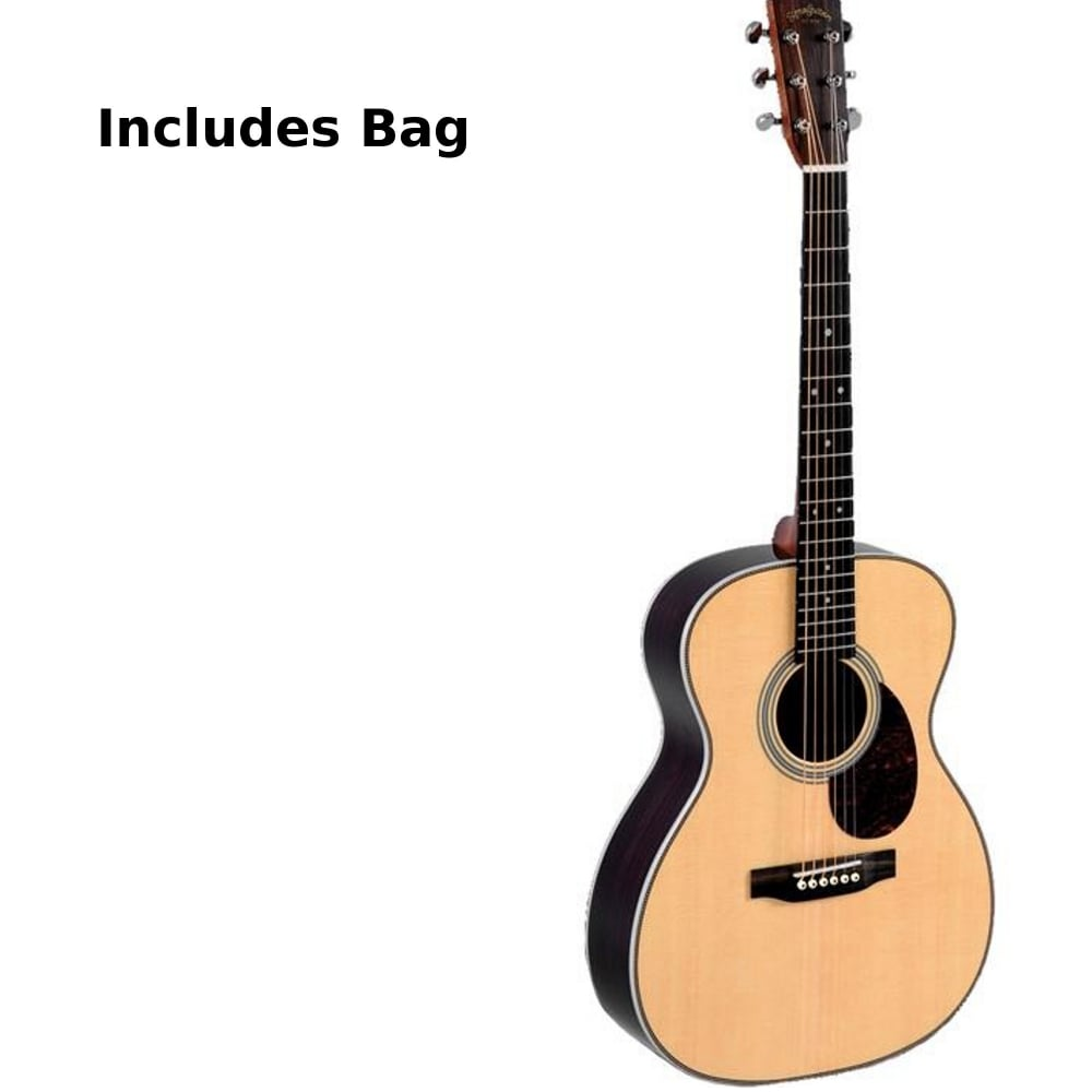 Sigma SOMR-28H Orchestra Model Acoustic Guitar from Rimmers Music