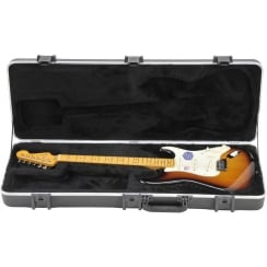 SKB ABS Moulded Strat/Tele Pro Rectangular Electric Guitar Case