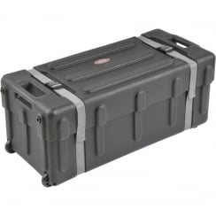 SKB Mid-sized Drum Hardware Case with handle & wheels