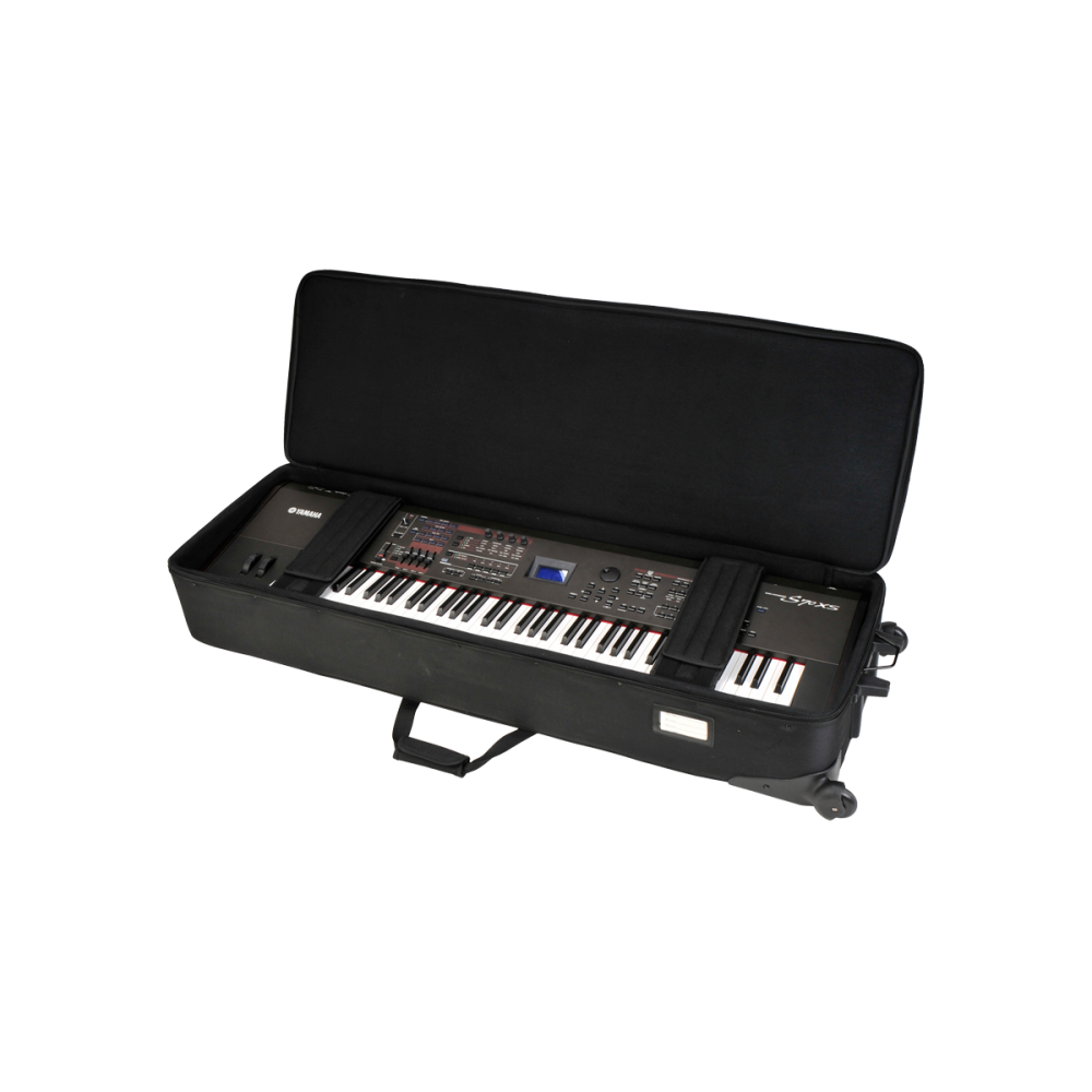 soft case for 76 note keyboard from rimmers music. Black Bedroom Furniture Sets. Home Design Ideas