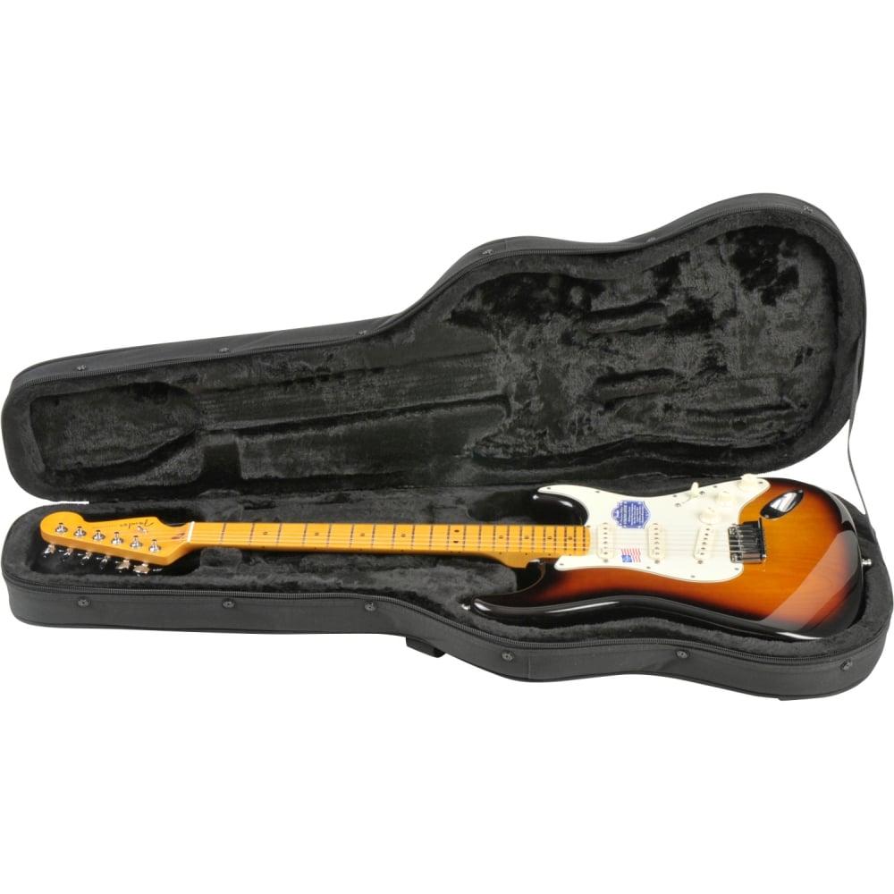 skb universal shaped electric guitar soft case. Black Bedroom Furniture Sets. Home Design Ideas