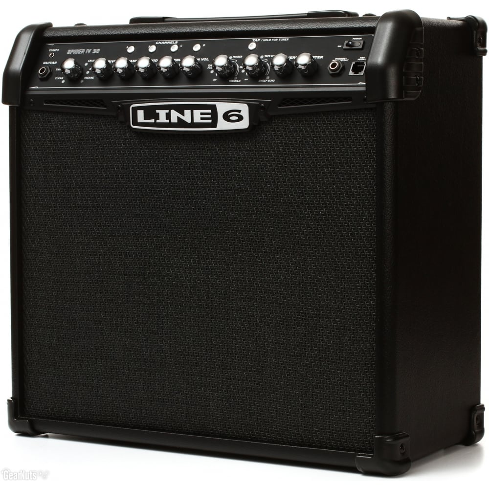 line 6 spider iv 30 amp from rimmers music. Black Bedroom Furniture Sets. Home Design Ideas
