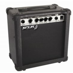 Spur 15B | 15W Electric Bass Amplifier