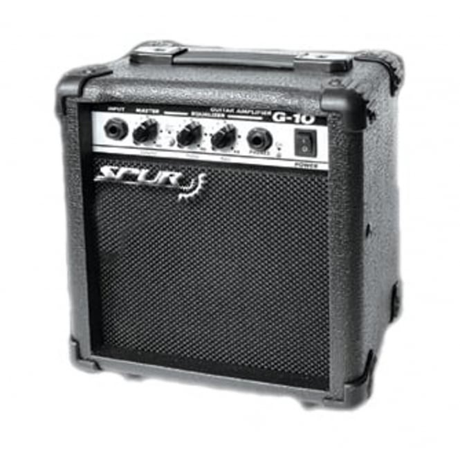 spur g10 10w electric guitar practice amplifier. Black Bedroom Furniture Sets. Home Design Ideas