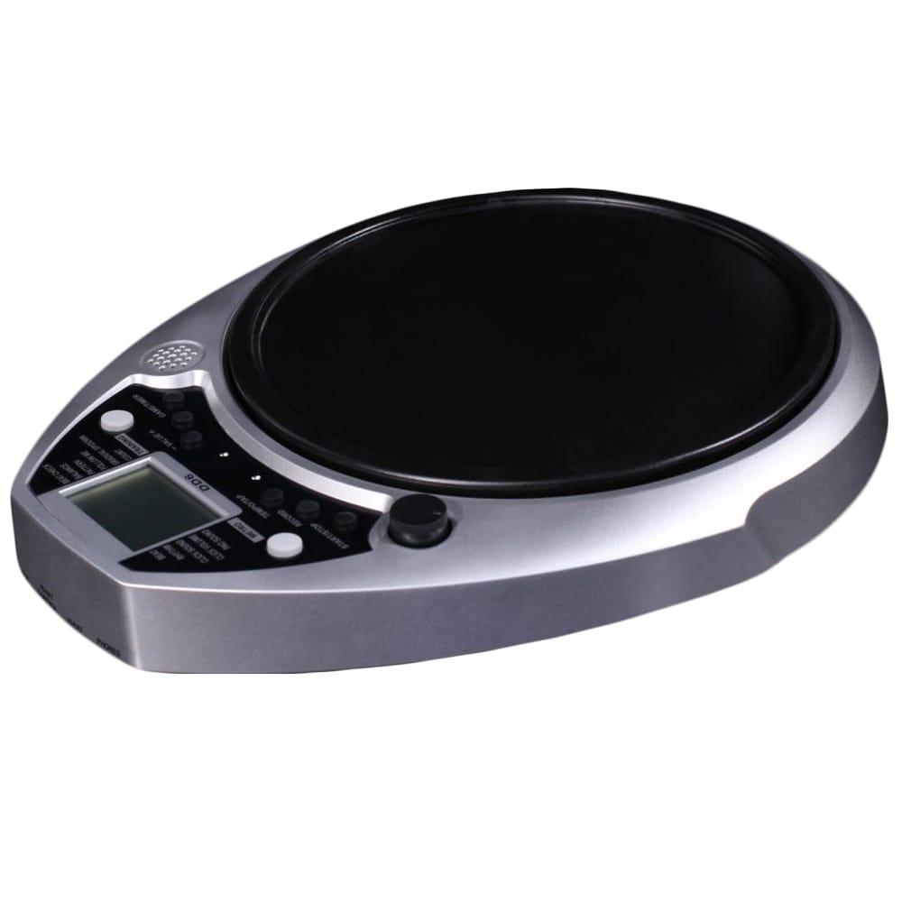 how to use digital practice drum