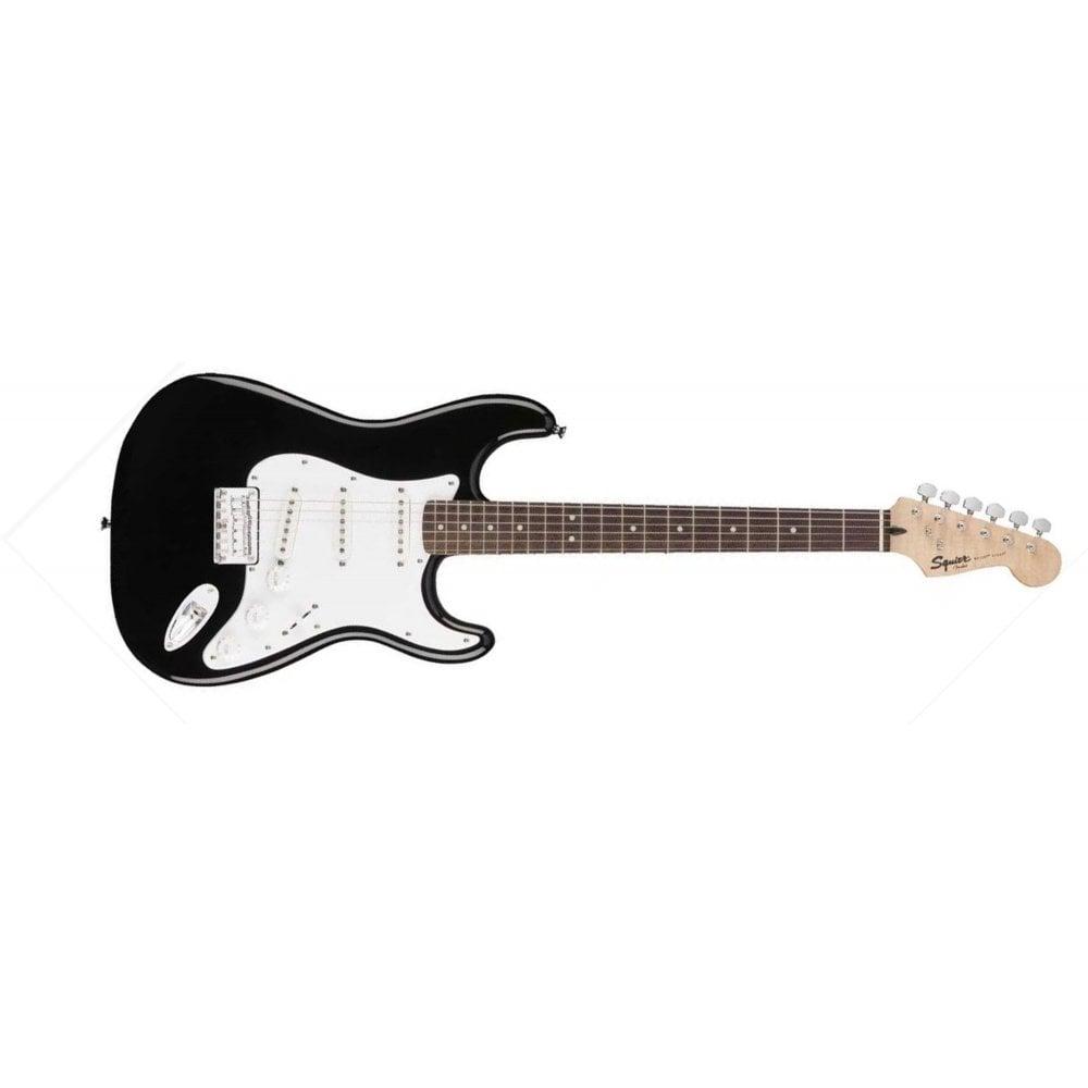 Squier Bullet Stratocaster Hard Tail Laurel Fingerboard Black