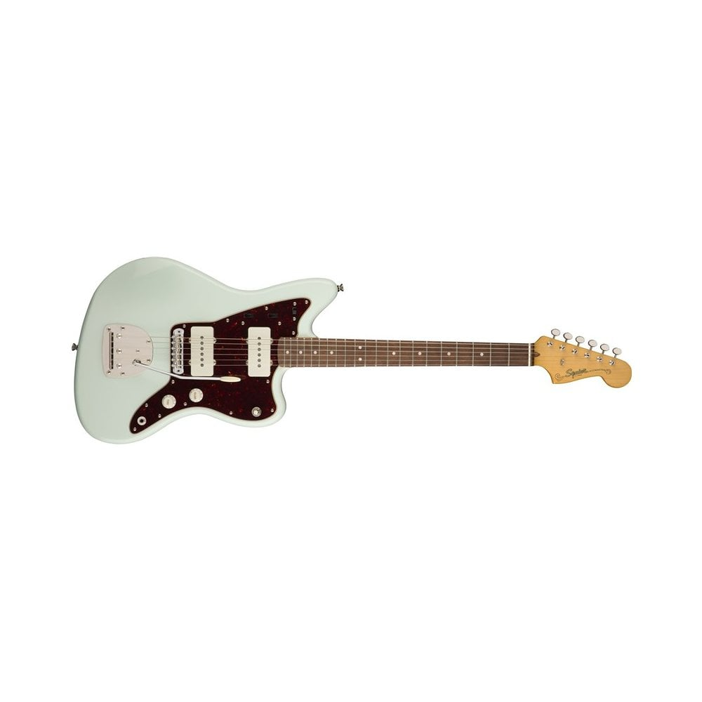 65 Jazzmaster Uses The Model S Traditional Control Layout