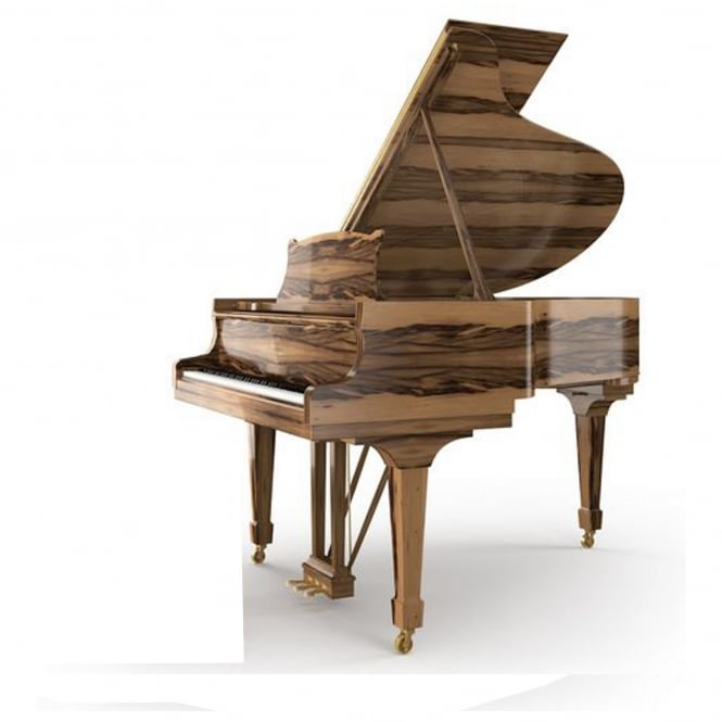 Steinway CROWN JEWEL - MODEL A-AW (188cm) Amber Wood