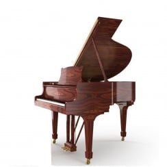 Steinway & Sons Steinway CROWN JEWEL - MODEL M-IR (170cm) Indian Rosewood