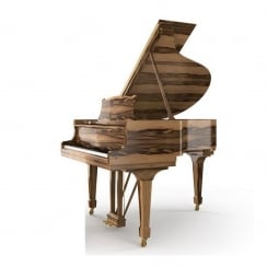 Steinway CROWN JEWEL - MODEL M-AW (170cm) Amber Wood