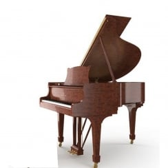 Steinway CROWN JEWEL - MODEL M-KB (170cm) Kewazinga Bubinga