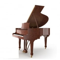 Steinway CROWN JEWEL - MODEL O-KB (180cm) Kewazinga Bubinga