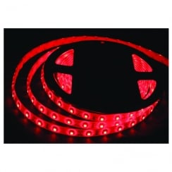 LR Technology Tape Light Kit 12V 300 LED 5M With In-Line Driver IP65 (Colour Red)