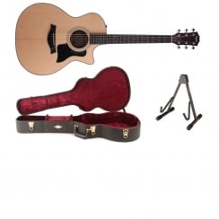 Taylor 314CE Grand Auditorium Electro Acoustic Guitar Natural