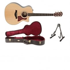 Taylor 414CE-R Electro Acoustic Guitar Natural