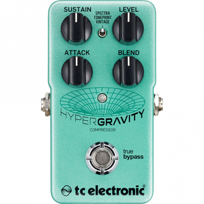 TC Electronic HyperGravity Compressor