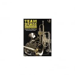 Imp Team Brass Brass Band Instruments Treble clef +Cd