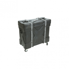 SKB Trap X2 Drum Hardware Case w/built-in Cymbal Vault