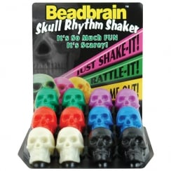 TROPHY BB12GL BEADBRAIN SHAKERS- GLOW IN THE DARK DISPLAY- 12PCS