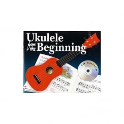 Chesters Ukulele From The Beginning Book & CD
