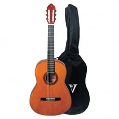 Valencia Classical Guitar 3/4 Size | Natural