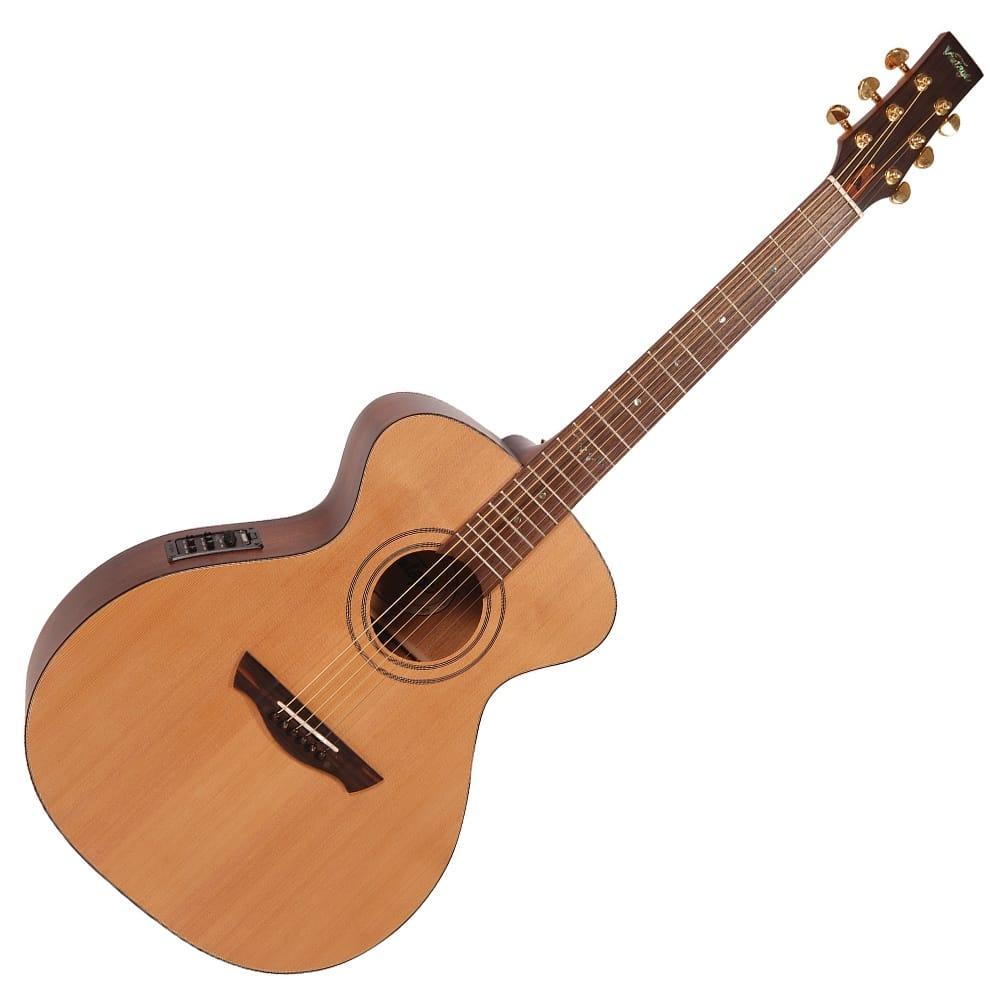 Vintage Gordon Giltrap Signature Guitar 6 String From