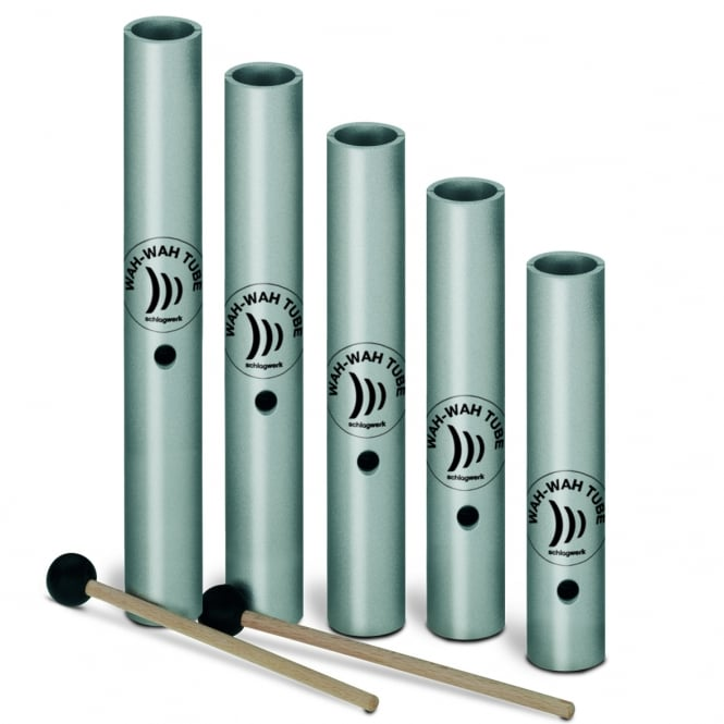 Wah-Wah Tubes Set of 5