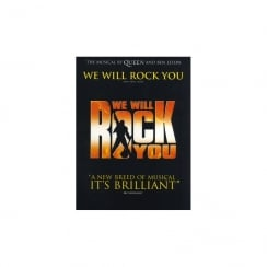 Hal Leonard We Will Rock You Queen Musical Pvg