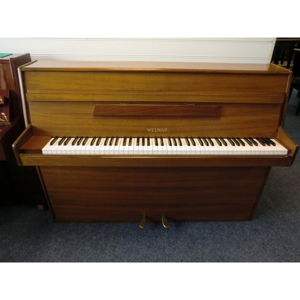 Welmar 108 classic upright piano ex display for Classic house piano