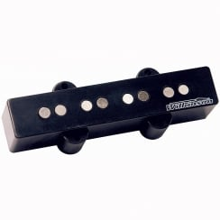 WILKINSON WBJBR JAZZ BASS SGL COIL-BRIDGE