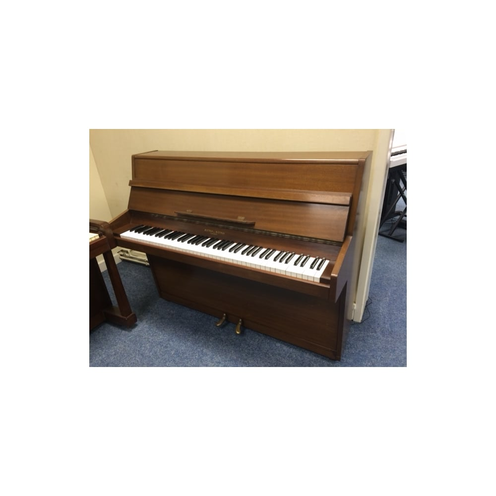 witton witton upright acoustic piano used. Black Bedroom Furniture Sets. Home Design Ideas