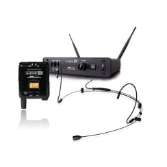 Line 6 XD-V55HS Wireless Headset Microphone System With Black Headset