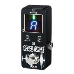 XVIVE XPT03 CHROMATIC PEDAL TUNER WITH RECHARGEBALE BATTERY