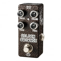 XVIVE XT1 GOLDEN BROWNIE MICRO DISTORTION BY THOMAS BLUG