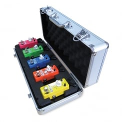 XVIVE XVF1 MICRO PEDALBOARD CASE - 5 PEDALS