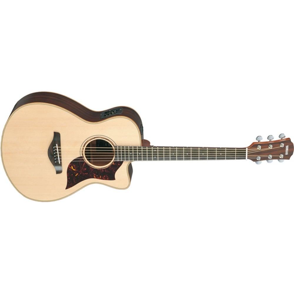 yamaha ac3r electro acoustic guitar natural. Black Bedroom Furniture Sets. Home Design Ideas