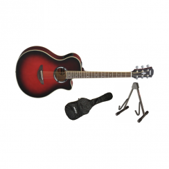 Yamaha APX500III Electro Acoustic Guitar | Dusk Sun Red
