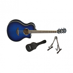 Yamaha APX500III Electro Acoustic Guitar | Oriental Blue Burst