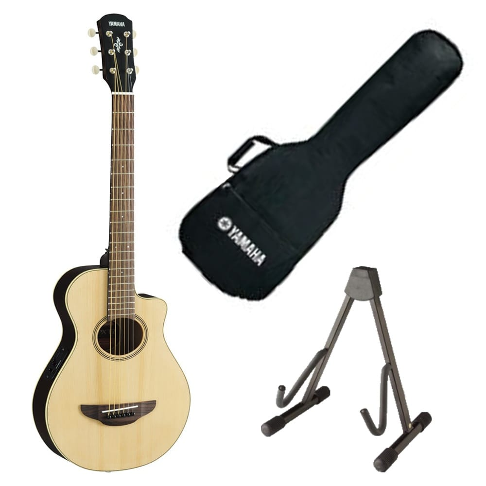 yamaha apxt2 nt travel guitar in natural from rimmers music. Black Bedroom Furniture Sets. Home Design Ideas