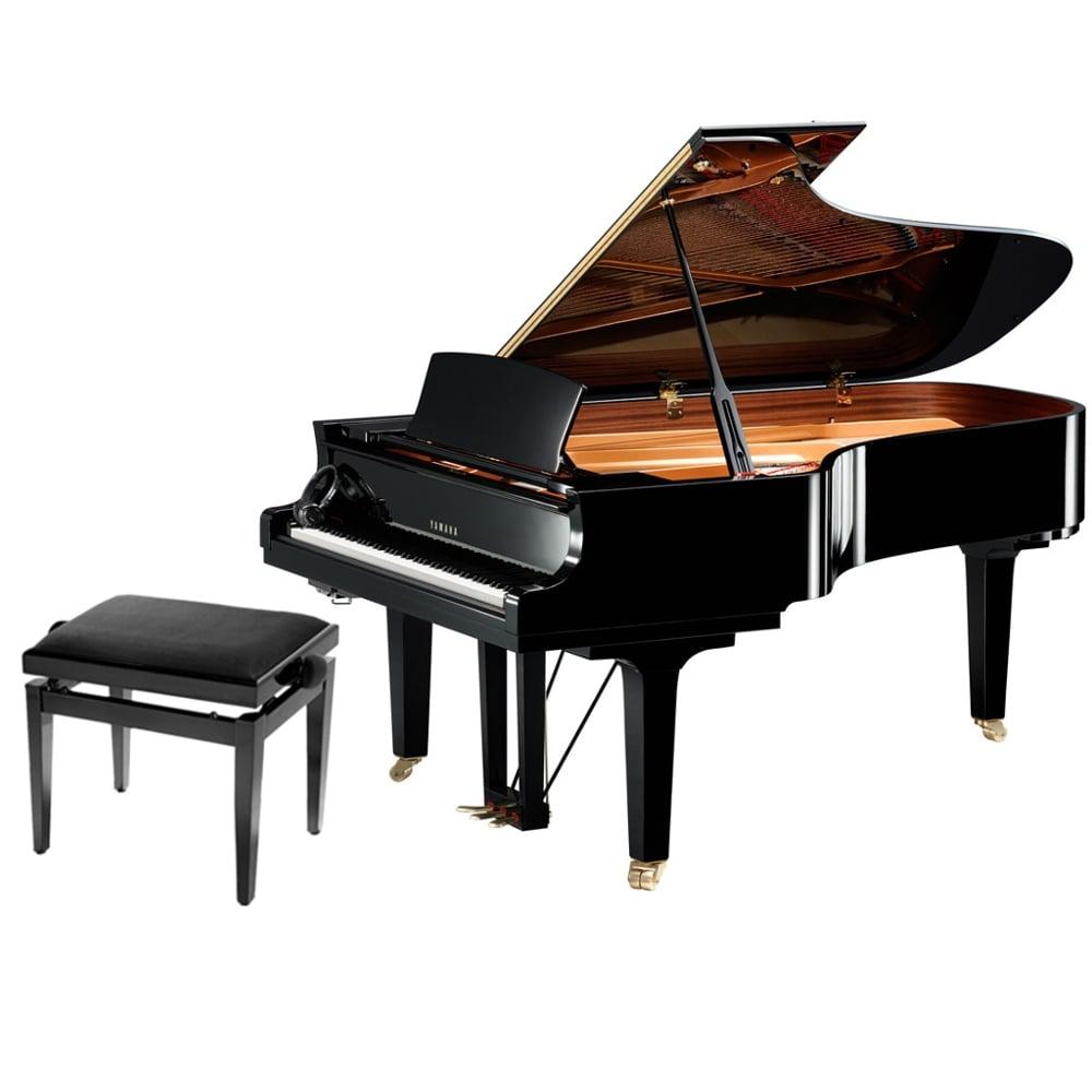 Yamaha c7x sh silent grand piano rimmers music for Yamaha sh silent piano price