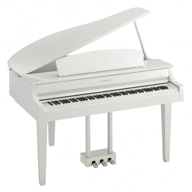 Yamaha CLP 665GP Digital Piano White